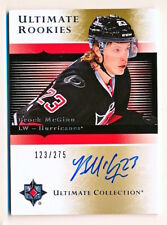 2015-16 Ultimate Collection Brock McGinn 05-06 Rookies On Card Auto Rc (123/275)