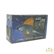 Star Trek CCG Premiere Unlimited Booster Box (Factory Sealed)