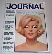 MARILYN MONROE Ladies Home Journal July 1973 7/73 A-3-R1