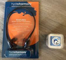 Underwater Audio Waterproof iPod Shuffle 2GB + HydroHarmony Headphone Bundle NEW