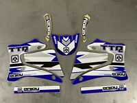 Yamaha TTR 125 125L  Graphics Kit  Fits 2000 - 2007  Stickers Decal by Enjoy Mfg