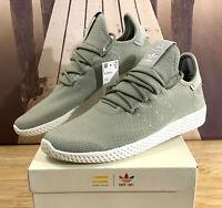 Adidas Pharrell Williams Tennis HU PW Tech Beige Shoes CQ2163 Men's All Size