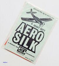 K&S Engineering Heavy Duty Aero Silk - Two (2) Yards Red NIP