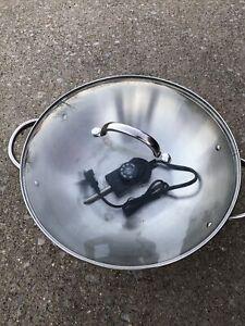 Presto 12 Inch Electric Wok