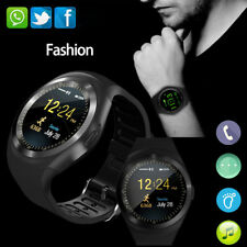 Bluetooth Smart Watch Touch Screen Smartwatch for Android Men Women Boys Gifts