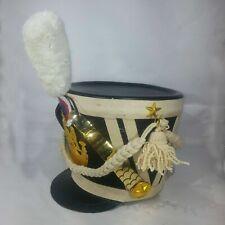 Chako Pickelhaube Shako Frankreich Napoleon Waterloo Line Infanterie Helm J22