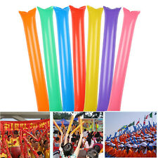 10 pcs Inflatable Thunder Sticks Cheer Boom Rave Party Vocal Concert Olympics