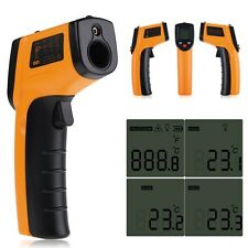 Non-Contact IR Infrared Digital Temperature Thermometer Laser Point Gun New