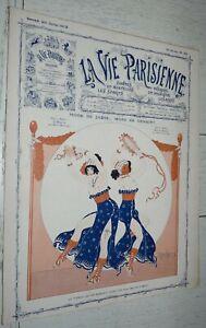 LA VIE PARISIENNE 26-07 1913 KUHN-REGNIER VALD'ES FABIANO PREJELAN BURRET