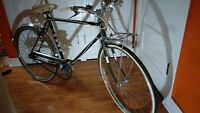 AMF Hercules English Mens Bicycle Lightweight Chrome 26 Excellent 3 Speed Sturmy