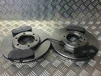 LONDON TAXI TX4 2.5TD BRAKE DISCS & PADS 2007 > OE REPLACEMENT MADE IN ITALY