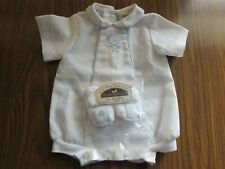 Preemie Baby/Reborn Doll Boy Clothes Lot