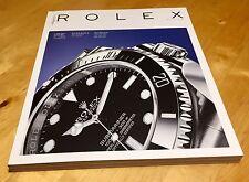ROLEX Magazine Issue # 0 6 Book SUBMARINER Explorer Daytona SeaDweller GMT OEM