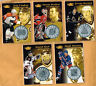 1996-97 Pinnacle Mint Silver team card Dominik Hasek #2 of 30