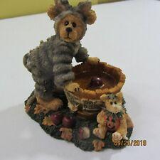 Boyds Bears Figurene Style 228336 Bobbit Whiskerdippin & Jack (Last Chance)