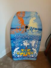 New listing Boogie / Body board Big Lizard Surf Spirit. 30 X 18 inches. Pre-Owned.