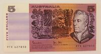 .R208 1983 aUNC / UNC JOHNSTON STONE $5 NOTE. PFK 627850