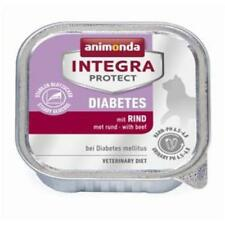 Animonda Integra Diabetes Rind 16 x 100g Schale Katzenfutter