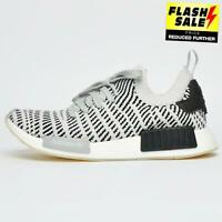 Adidas Originals NMD R1 STLT Primeknit Mens Retro Running Shoes Trainers