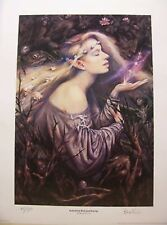 Something Rich + Strange  by Brian Froud - Signed + Numbered Print