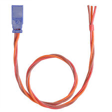 Power Opposite Cable Graupner JR Uni 0.34 QMM Twisted Silicone 11 13/16in