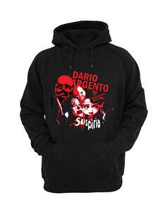 Dario Argento t shirt inferno deep red rare dvd film signed Suspiria Tenebrae