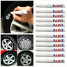 5PCS/Set Auto Car Tyre Tire Tread Rubber Paint Pen Markers Permanent Waterproof