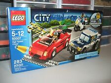 LEGO CITY  HIGH SPEED CHASE  #60007    NEW IN BOX