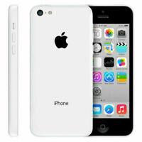 Apple iPhone 5c - 8GB - White (Unlocked) Smartphone + Warranty