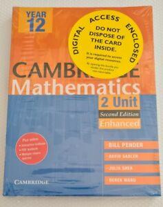 Cambridge Year 12 Mathematics 2 Unit Second Edition