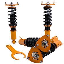 Coilover Struts Shock Suspension Kit For 2008-2013 WRX STi 2.5L Shock Absorbers