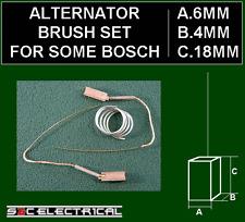 12 Volt Alternatore Spazzole PLUS saldatura si adatta a molti unità BOSCH BX2132