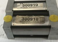 Small Pneumatic Cylinder Lot of 2 Fleetwood 300910