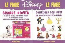 X1410 La Carica dei 101 - Le Fiabe Disney - Pubblicità del 1993 - Vintage advert