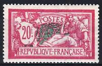 "FRANCE STAMP YVERT 208 SCOTT 132 "" LIBERTY AND PEACE 20F "" MNH VVF M391"
