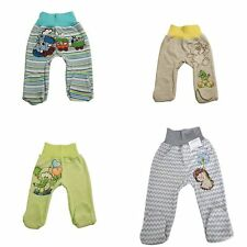100% Cotton Trousers & Shorts (0-24 Months) for Boys