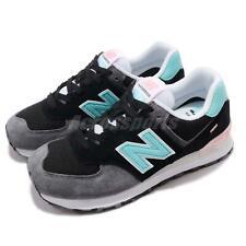 New Balance ML574UJC D Black Grey White Men Women Running Shoe Sneaker ML574UJCD