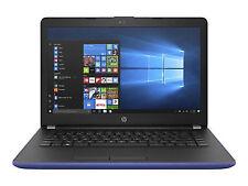 "HP 14-BW020NA 14"" AMD A6 Dual-core 8GB RAM 1TB HDD Laptop with DVDRW - Blue"
