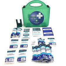 10 persona Medical Casa Lavoro HSE approvato di emergenza Premier Deluxe Kit di pronto soccorso