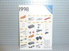 LEGO ® catalogue brochure catalog Gear Service packs s98eu 4112611 de 1998 b520