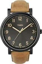 Timex Originals Large Quartz Watch T2N677 with Indiglo Night Light
