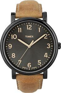 Timex Originals Large Quartz Watch T2N677 with Indiglo Night Light