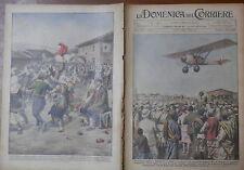 LA DOMENICA DEL CORRIERE 2 Marzo 1930 Francis Lombardi Carnera Catania Ciano di