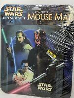 Star Wars Episode 1 Darth Maul Computer Mouse Mat Pad