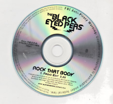 The Black Eyed Peas Rock That Body 2009 Promo Cd