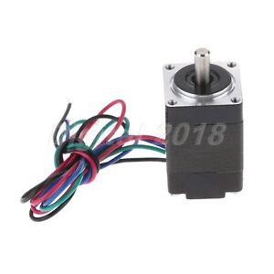 Nema 8 Bipolar Hybird Motor 1.76Ncm 0.6A 30mm For Industries Engraving Printer