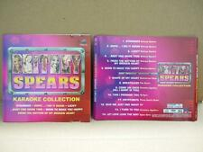 Mega Rare Britney Spears On Cover Only Singapore Karaoke VCD FCS7680
