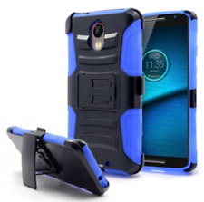 iPhone 5 cellphone blue holster combo with clip