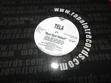 "Tela  – Bye ! Bye! Hater! / Drugs 12"" 2000 Rap-A-Lot records"