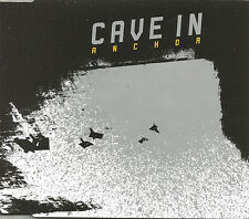 CAVE IN  Anchor 2 RARE LIVE TRX Lift & stained Europe CD single SEALED USA seler